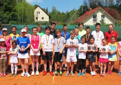 Jugend-Clubmeisterschaften 2016