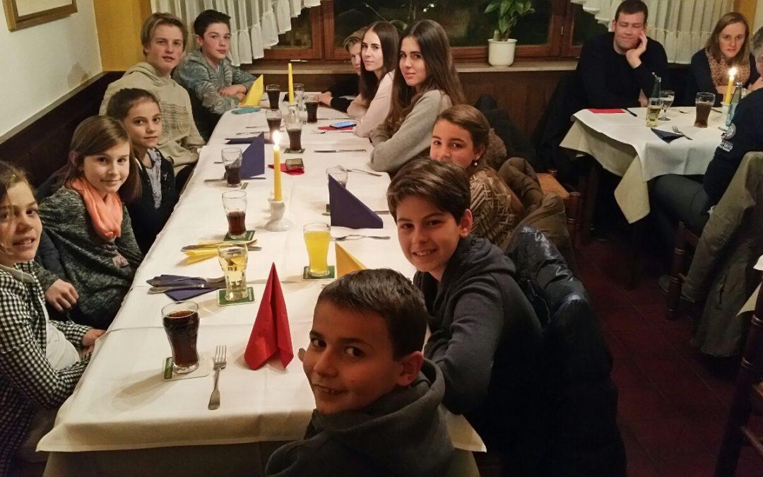 Toller Jugendsaisonabschluss beim TCR