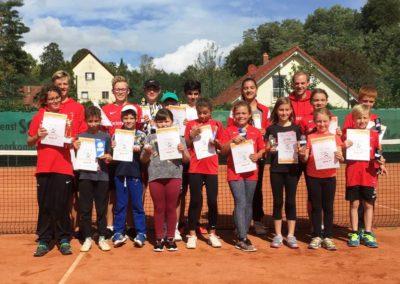 Jugend-Clubmeisterschaften 2017 powered by Seebacher GmbH
