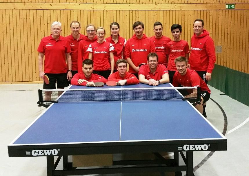 TC Renchen mit ganz starker Bilanz beim Tischtennishobbyturnier der TTG Ulm