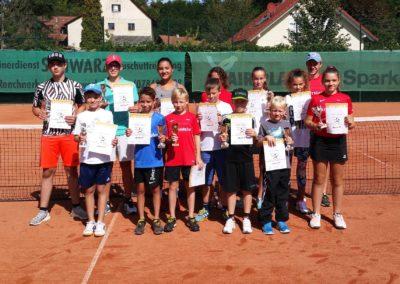Jugend und Erwachsenen Clubmeisterschaften 2018 powered by Seebacher GmbH