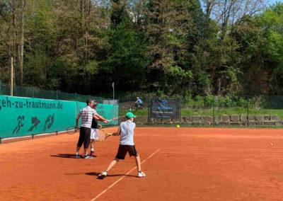Oster-Tenniscamp 2019