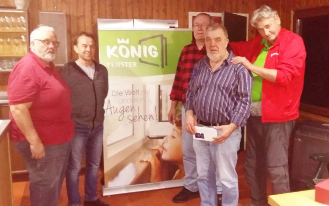 6. Skat-Turnier powered by Fensterbau König