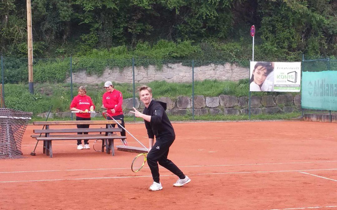 TC Renchen feiert die Eröffnung der Tennis-Sommersaison 2019
