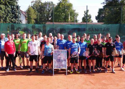 6. Hobbytennisturnier 2019 powered by Kohler Bad & Heizung