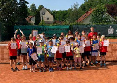 41. Jugend-Clubmeister-schaften 2019 powered by Seebacher GmbH