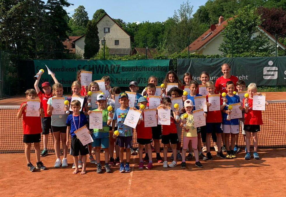 Jugend-Clubmeisterschaften 2019 powered by Seebacher GmbH