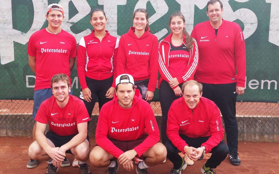 TCR-Mixedteam feiert 3. Aufstieg in Serie