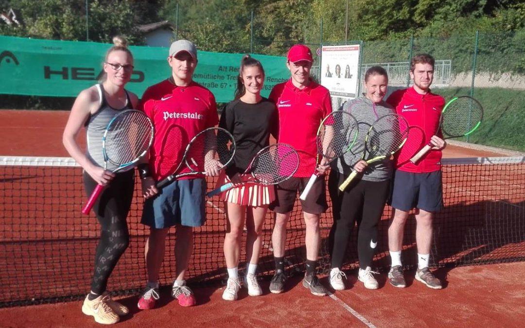 Mixed-Clubmeister ermittelt